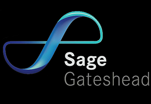 NEW Sage Gateshead logo
